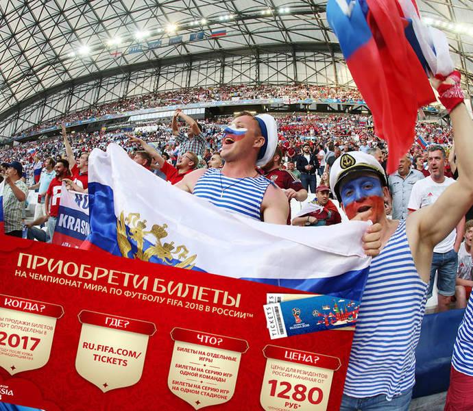 Легко ли будет попасть на чемпионат мира - 2018?