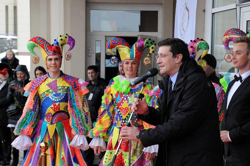 Цирк Маргариты Назаровой