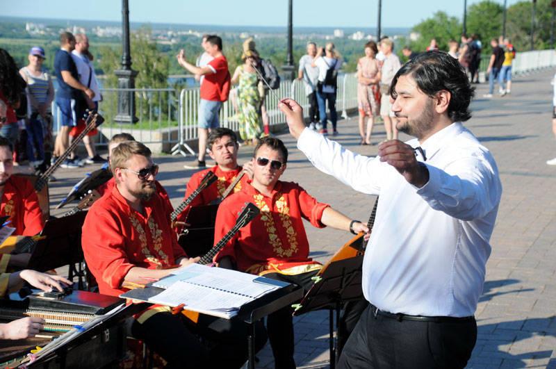 2fc03a43769 Нижегородский русский народный оркестр готовится и дальше удивлять публику