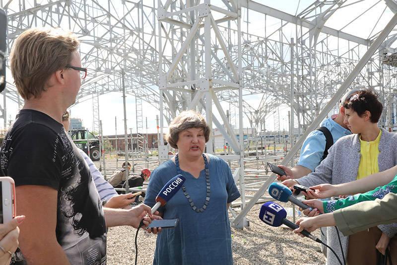 Анна Гор: «Нижний Новгород занял очень серьезное место на карте современного искусства» (фоторепортаж)